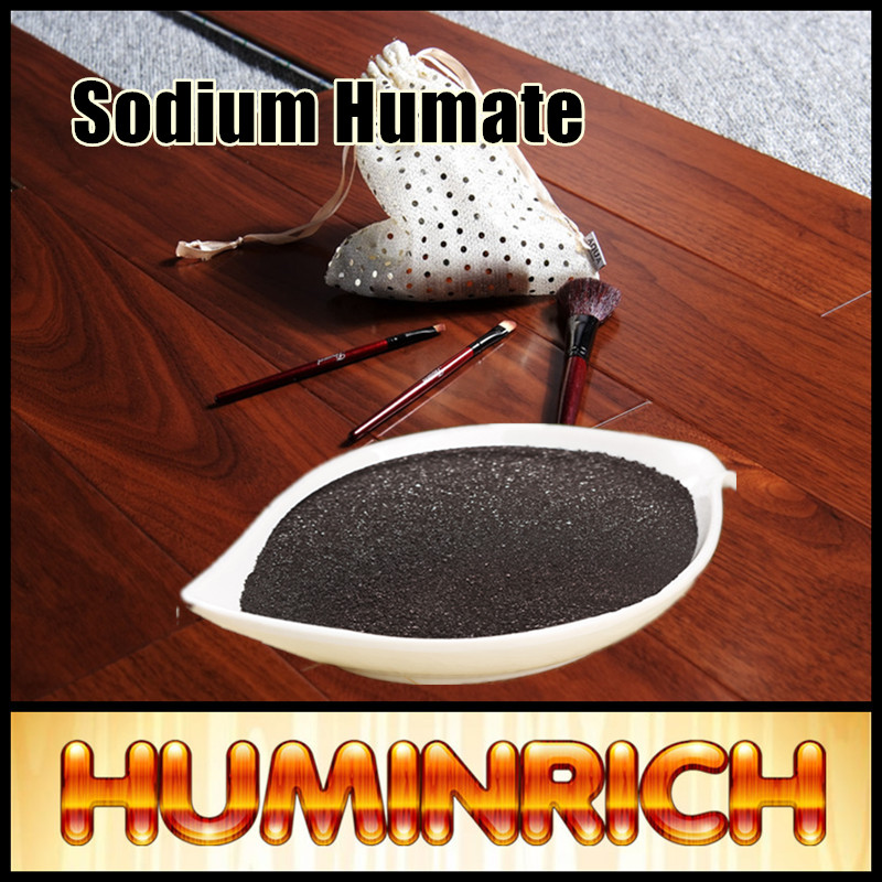 Humirnich Shenyang Sodium Humate 60% Na Humic Acid Chemical Wood Stain For Floor