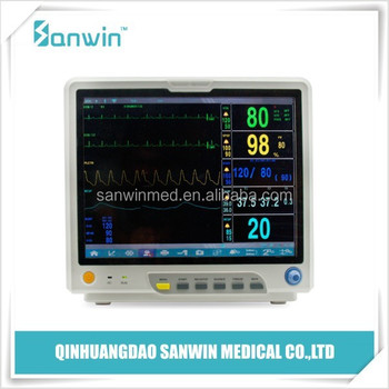 best seller 15 tft display Patient Monitor