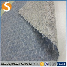 Import 100%Cotton yarn dyed jacquard woven fabric from China