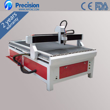 (1300*2500*200mm) wood/MDF/plywood/plastic CE proved china multi heads cnc router/cnc routing machine