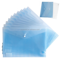 A4 A5 Plastic File Folder Portable