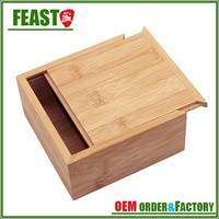 New style wooden box/candy boxwith sliding lid