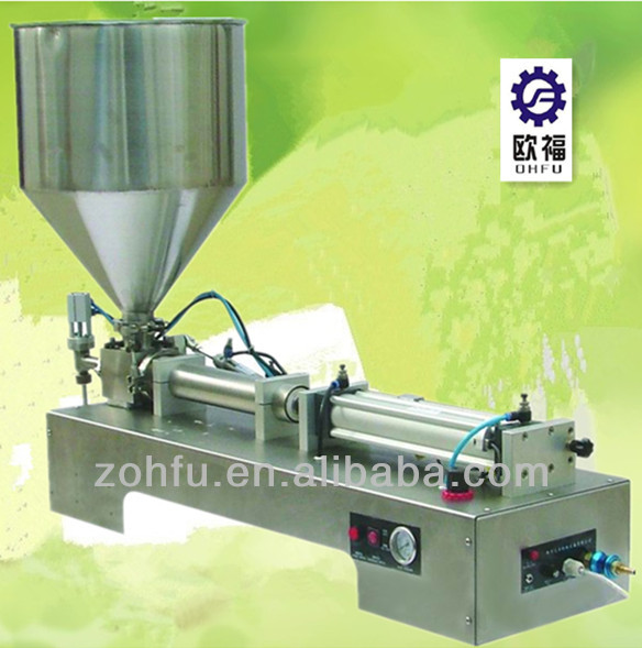 excellent filling machine filler for oil bottle shampoo jam packing filling machine