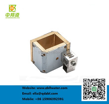 Special Designed Cast Copper Electric Heating Element For Parallel Extruder