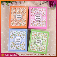 Factory Direct Sale Discount Photo Album, Cheap Photo Album, Hard Paper Photo Album