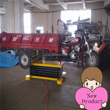 Three wheel Two wheel motorcycle production line
