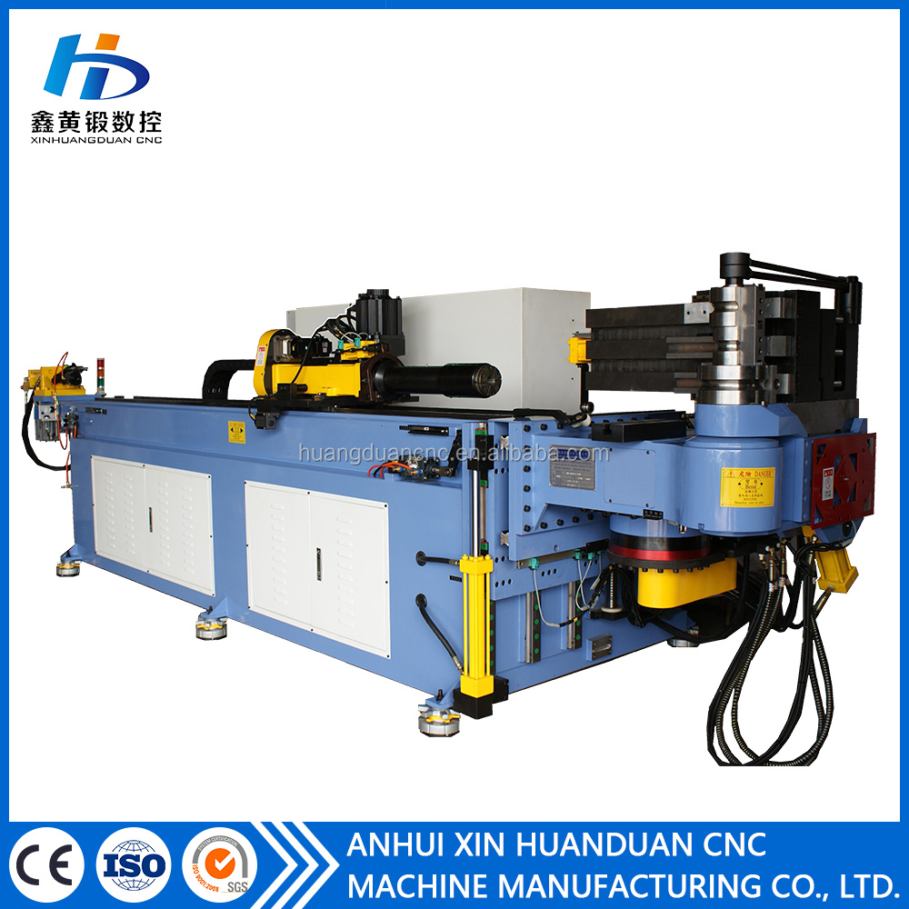 DW38NC Single-head electric pipe bender price of pipe bending machine