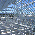 Wiskind Professional steel structure frame with high quality