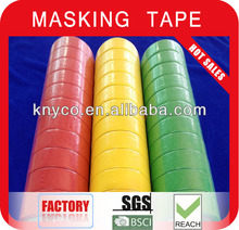 Painting brown masking tape made in China