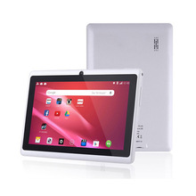 Guangzhou OEM cheap tablets 7 inch quad core android 4.4 A33 super smart pad q88 tablet pc