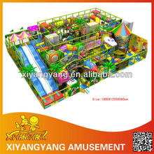 Landscape structure entertainment naughty castle playground