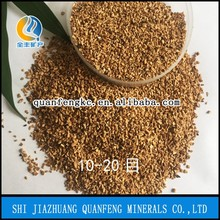 Polishing/water filter media/abrasive granular/powder crushed walnut shells