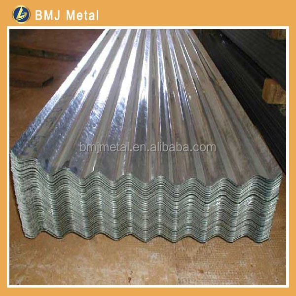 Construction Material Aluminum Roofing Sheet