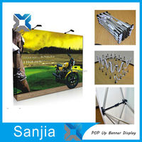 85*200cm Pull Up Poster Stand and Printing Roll Up Display