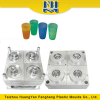 plastic cup injection mold juice cup mould