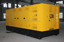 powered by Cummins diesel power generator 1 mw / 1000kw / 1250kva