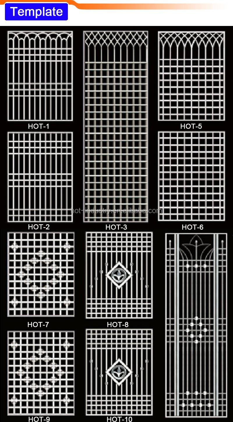 Stainless Steel Glass Doors Exterior Waterproof Security Entry