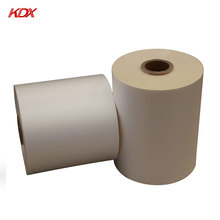 18 micron Post-press BOPP Laminating Film Roll Up Materials Eco-solvent Matte PP Film