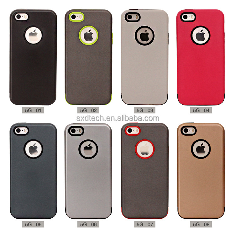 Caseology PC TPU armor Case for iphone 5 5s CO01