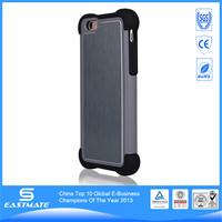 Factory provide genuine brand new for apple iphone 6 3 in 1 combo strong case