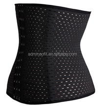 Best Selling Waist Trainer Sport Steel Boned Body Shaper Tummy Training Corset