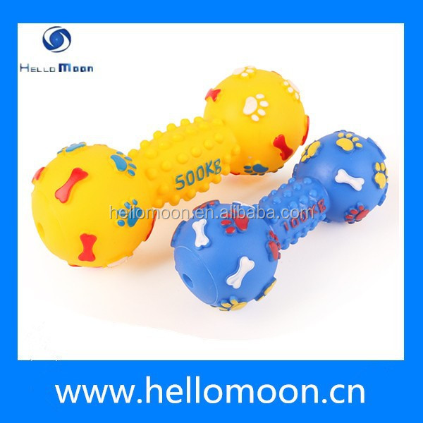 Hot Selling Product Barbell Dog Toy