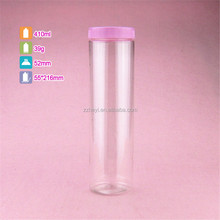 14oz Clear Plastic Sweet Candy Jars Wholesale