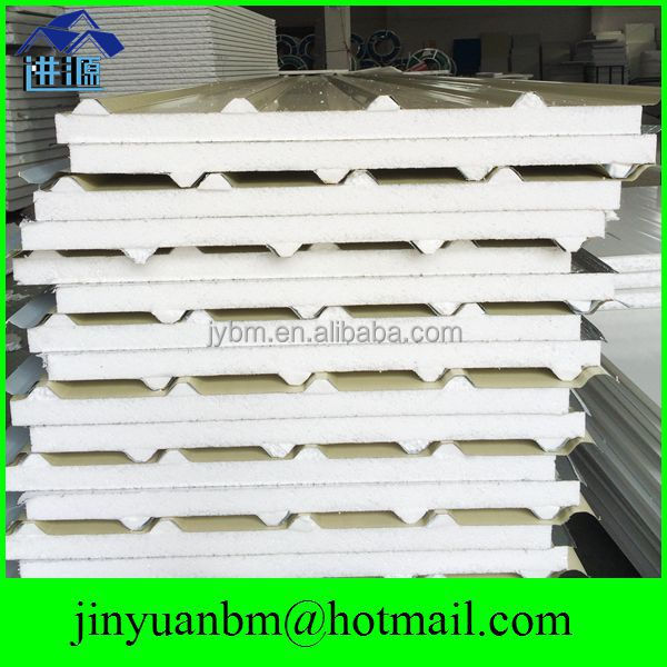 """color steel polyurethane sandwich panel"