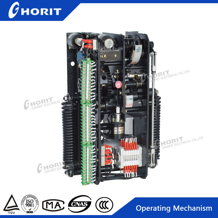 12kv indoor vacuum circuit breaker Spring operating mechanism for VCB