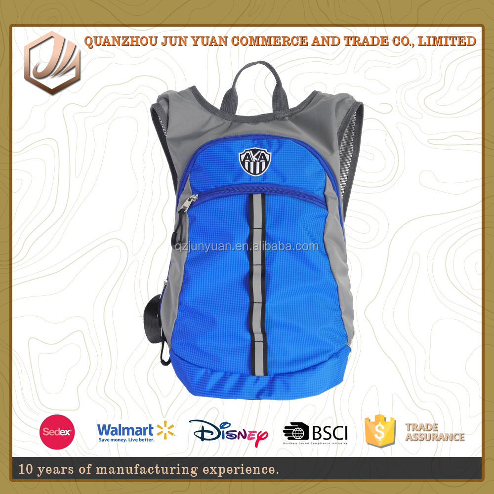 2016 unisex youth 12L hydration pack customization gym bag sports