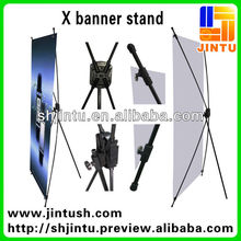 retractable banner stand size is 80x180 for sales (New plastic advertising products)