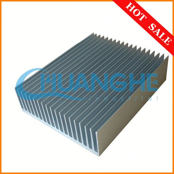 China 2016 new product heat sink alum extrusions