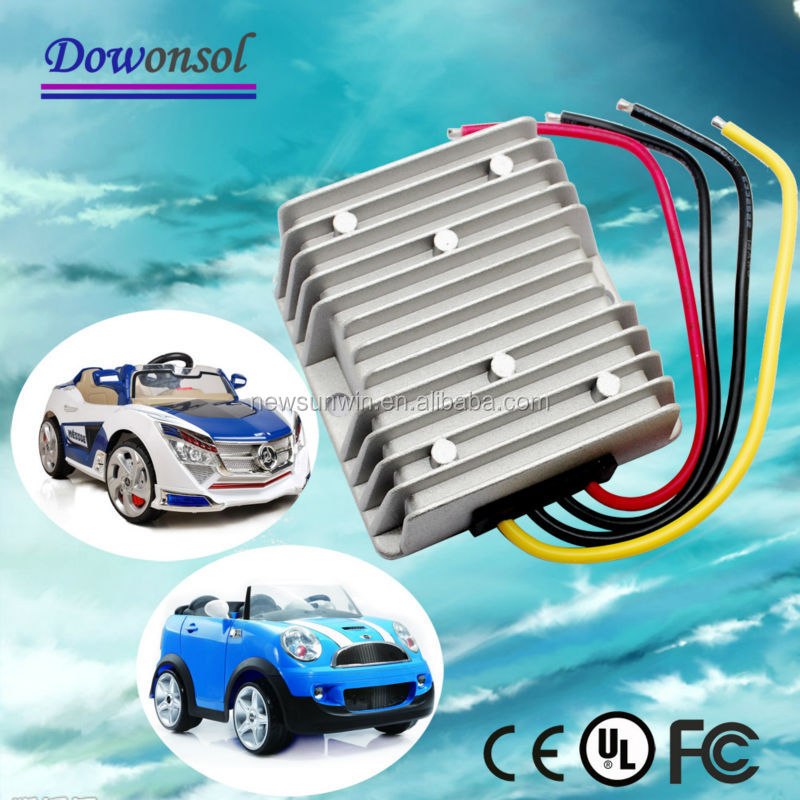 variable dc to dc converter 12vdc to 19vdc dc to dc converter