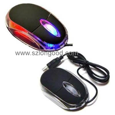 PC Laptop 3D driver wired usb optical mouse