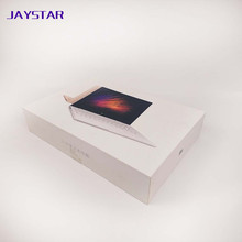 OEM Electronic Products Package White Card Paper Boxes packaging, hot sale cell phone packaging box