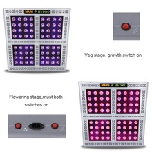 Mars Hydro 100% Tested Energy Saving Led Grow Light with 5w Diode