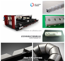 China fiber laser sheet/pipe metal cutting machines,Stainless Steel/Aluminum/Iron/Coppers/Carbon