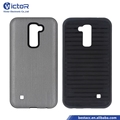 Wholesale Colored Brush Case Phone Cover for LG K10 Case
