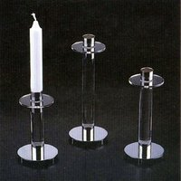 Exquisite Crystal Candle Stand for Wedding Church
