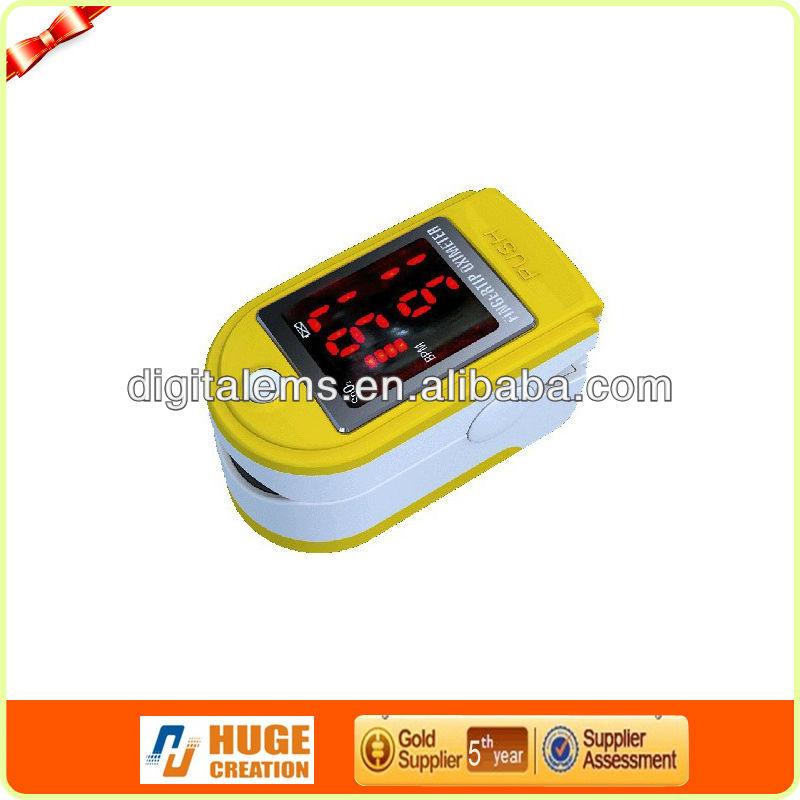 AH-50DL what is an oximeter / yellow oximeter