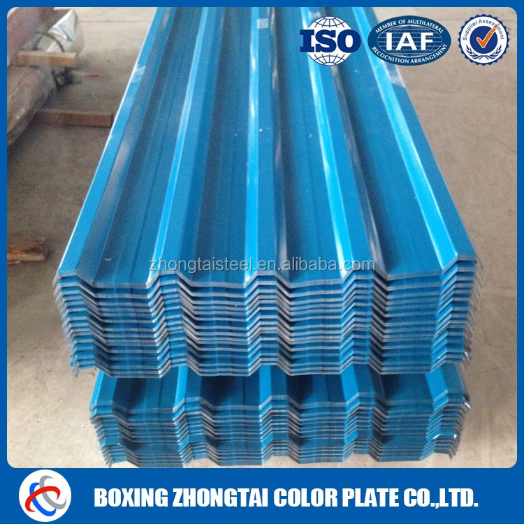 China supplier sale galvalume corrugated roofing iron steel sheet