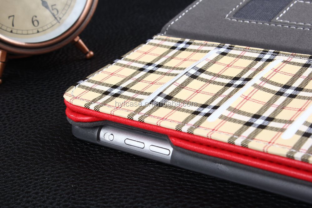 free sample Tablet Protective Case For iPad Mini With Card Holder