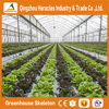 Heracles factory price used greenhouse frames for sale