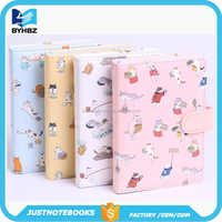 Journal Writing School Supplies Notebook With