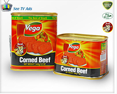 CONNED BEEF