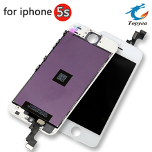 Gold supplier For Iphone 5 5C 5S LCD Screen Full Assembly, For Iphone 5s lcd kit, Unlocked Screen For Iphone 5S lcd Digitizer