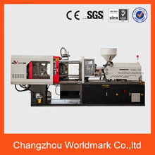 PE pipe fitting plastic injection molding machine