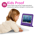 EVA foam super convertible handle stand tablet kids case for ipad 2 3 4 /ipad mini