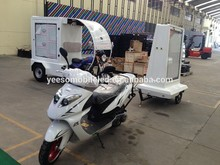 factory hot sales outdoor advertising bike with cheap price