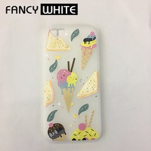 Factory custom bulk easy carrying plastic pvc transparent cellphone case